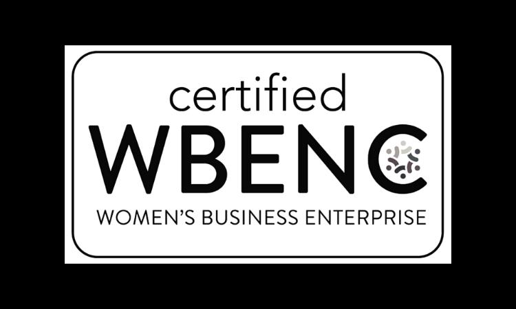 Certified Women's Business Enterprise Logo