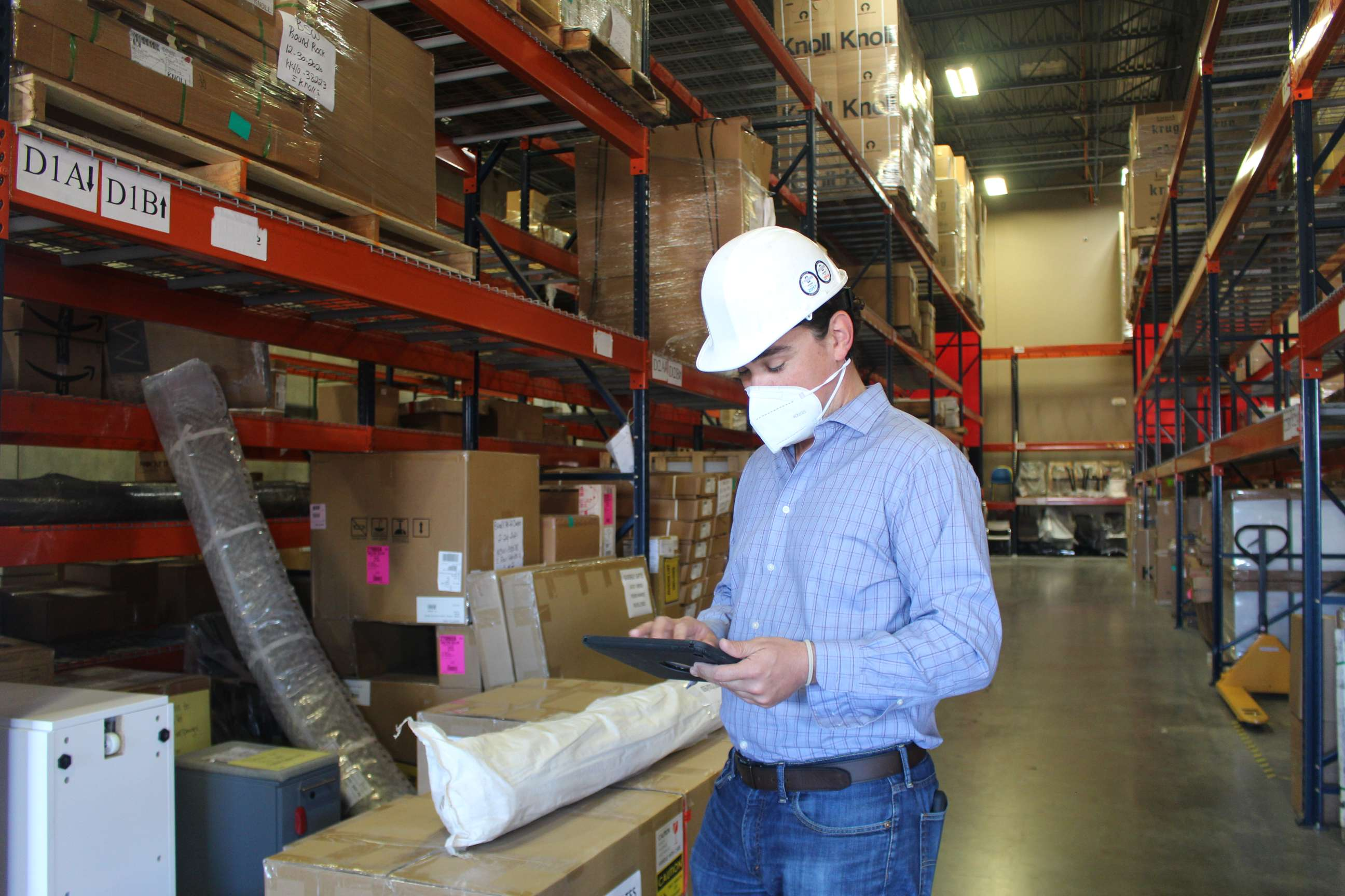 Project Manager in SKG Wearhouse