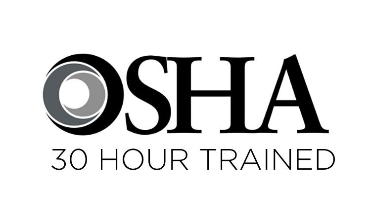 OSHA 30 Logo